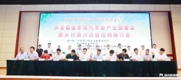庆云:开启现代农业发展新时代