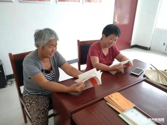 宁津县审计局建设农家书屋