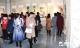 庆祝新中国成立70周年大型公益书画展启幕