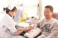 庆云县开展无偿献血活动  3天献血29万毫升