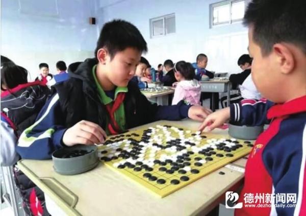 艺术体育节围棋专场比赛