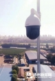 德州首个智慧国土高空视频监控系统亮相