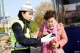 交警直属一大队创新治理行人、非机动车交通陋习