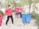 广川街道动员多方力量清除卫生死角