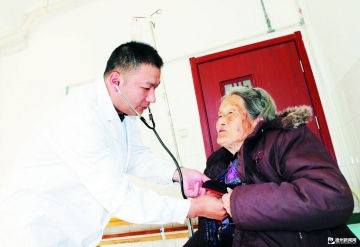 扎根基层,倾力改善居民就医环境:袁桥镇卫生院院长盖建新