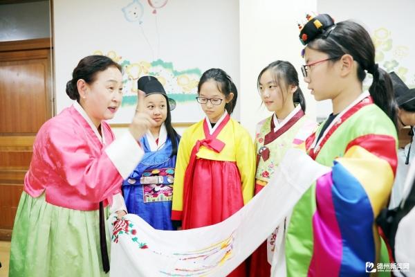 中韓學生結對加強校際交流