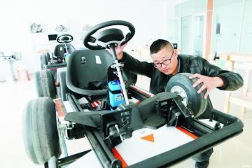 betway官网卓立智途新能源技术有限公司推陈出新迈向行业中高端