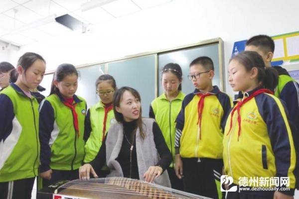 传统音乐进入乡村校园