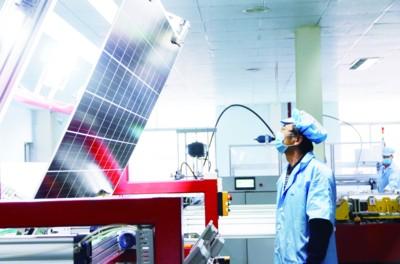 润泽新能源差异化产品赢得国外市场