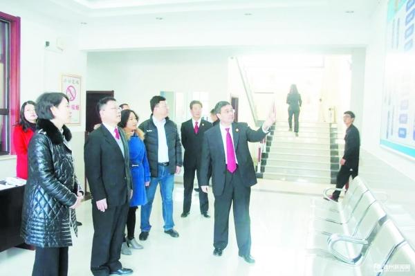 临邑县法院开展法院开放日活动