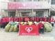 德州精准扶贫捐赠活动上  1.1万件棉衣发往平原禹城