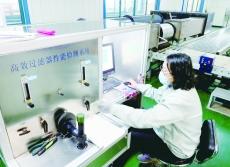 負壓救護車新型濾毒系統緊鑼密鼓生產