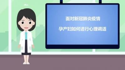 新型冠状病毒肺炎疫情心理调适指南 孕产妇心理调适