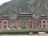 陕西宝鸡深入大水川景区开展反邪教宣传