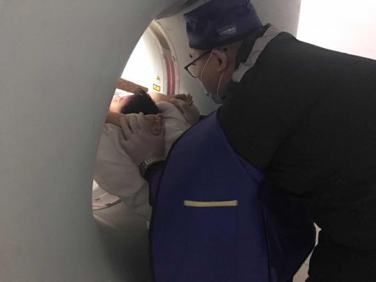 责任于心重千钧 使命在肩勇担当记陵城区中医院急救站的医护人员