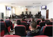 """内蒙古达拉特旗人民法院公开审理一起""""三赎基督""""邪教案件"""