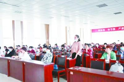 """臨南鎮開展""""新農村、新生活、新女性""""主題講座"""