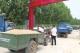 每公斤高出市場0.32元 禹城市倫鎮麥香公社優質小麥開秤啦