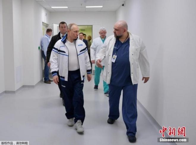 俄将储备150亿卢布的个人医疗防护物品