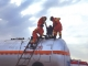 兩工人在罐內昏迷  消防員20分鐘搶回被困者生命