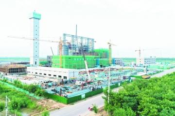 突破大项目建设 聚力高质量发展