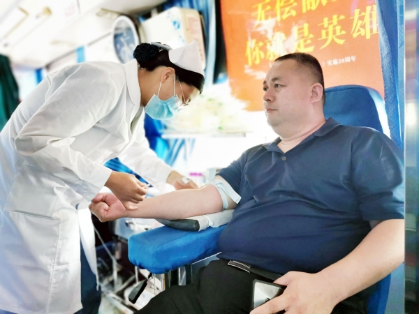 德職484名師生獻血12余萬毫升