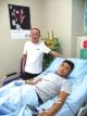 救人重要!甘愿放弃数单生意 小伙儿捐献造血干细胞为生命接力!