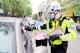 德州市公安交警部门疏堵结合整治交通陋习