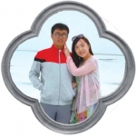 曹旭强、王茜:跨越半个地球去爱你