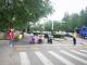 德州:警民携手共创文明交通