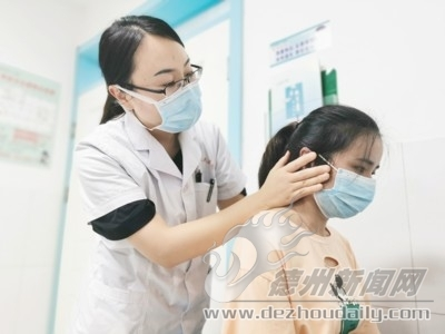 德州市人民医院耳鼻喉科眩晕门诊:手法复位治疗耳石症
