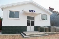 庆云尚堂镇17个村建成公厕并投入使用