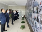 禹城农商银行组织各营业网点到监控中心观摩学习