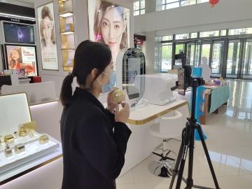 庆云县前三季度实现电子商务网络零售额11.16亿元