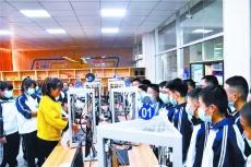 齐河县职业中专开展丰富多彩的职业竞赛和体验活动