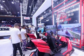 """2020广州车展:与""""Z世代""""共情 东风风神正加速反攻"""