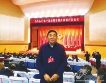 市政协委员、乐加客食品公司董事长王加新:发展调味品原料种植基地