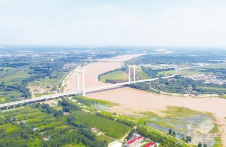 齐河黄河大桥获国家优质工程奖