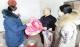 """新湖街道開展""""愛傳承 暖冬行""""活動 2000件過冬衣物送困難居民"""