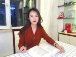 """24岁教师吴月:第二个本命年最大的变化就是""""长大了"""""""