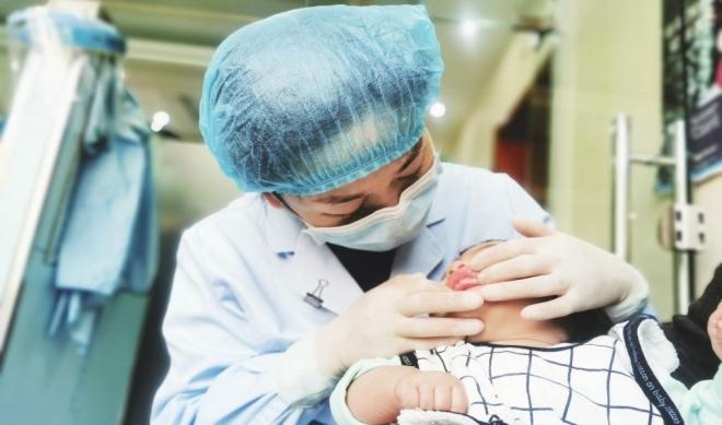 德州市妇幼保健院医生建议新生儿口腔检查莫忽视