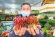 """香椿抢占德州菜市场""""C 位""""  目前每公斤卖到60元"""