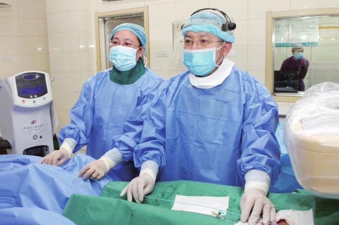 德州市立医院引进最新机械血栓抽吸系统