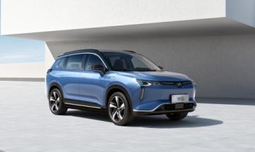 中国首款具备无人驾驶能力量产车型——威马W6
