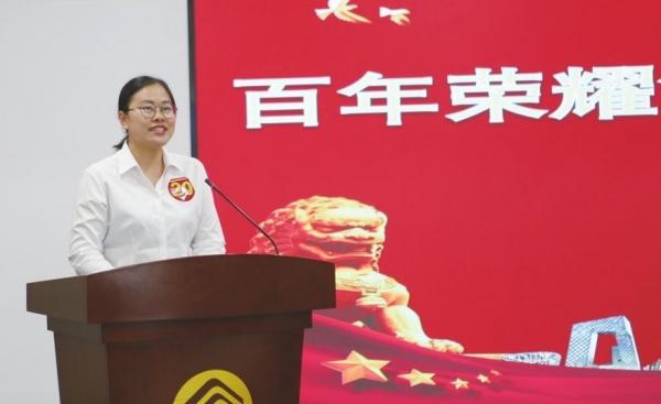 """中国移动德州分公司举行""""党的光辉照我心""""演讲比赛"""