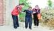 市志愿者协会联合爱心企业——给残疾退役军人送温暖