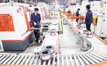 聚力焊接——设备升级产能翻番