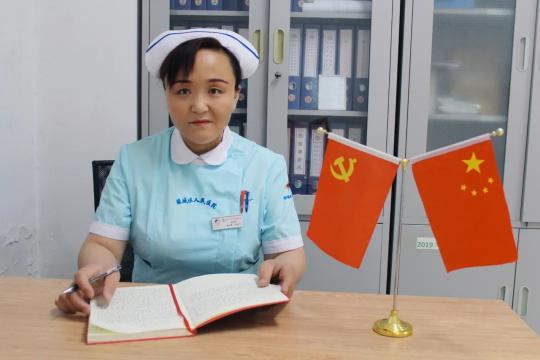 陵城人民医院 刘桂芬:责任如山 使命必达