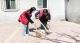 市医保局——深入社区开展清洁行动
