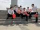 中建三局乐陵市棚户区改造项目党支部开展党史专题学习教育